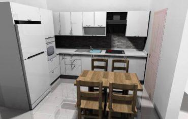 Kuşadası Mutfak Dekorasyon Çalışmaları